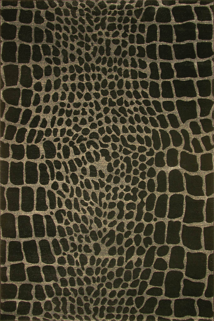 Alpi Contemporary Animal Print Rug