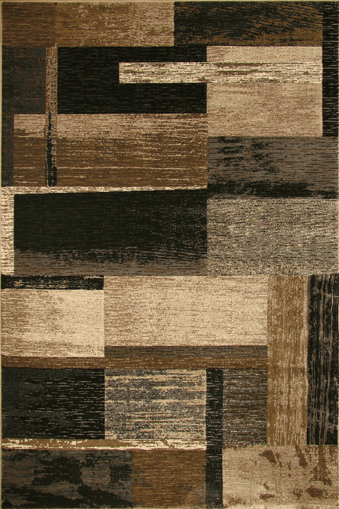 Alpi Contemporary Geometric Rug