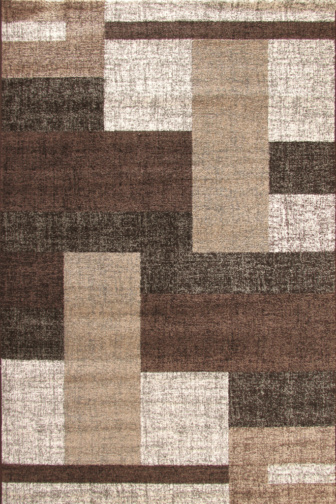 Ayers Rock Contemporary Geometric Rug  06365A Vision Vision
