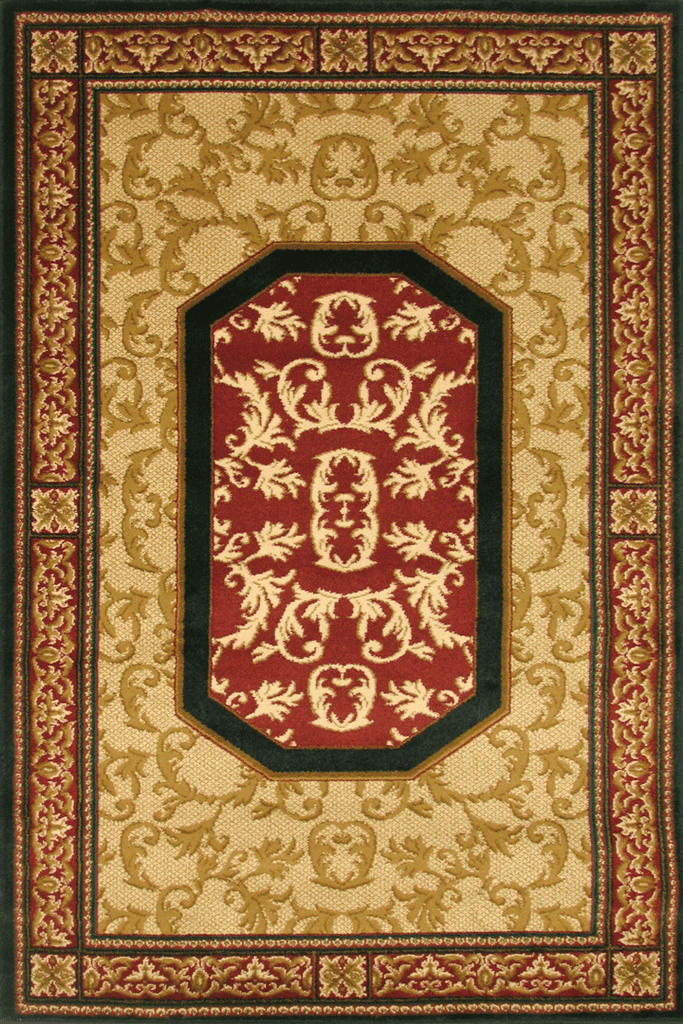 Contempo Contemporary Medallion Rug