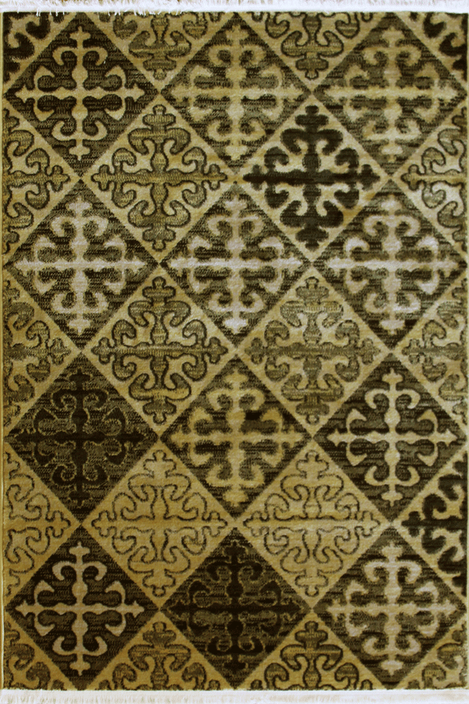 Dallas Geometric Traditional Rug