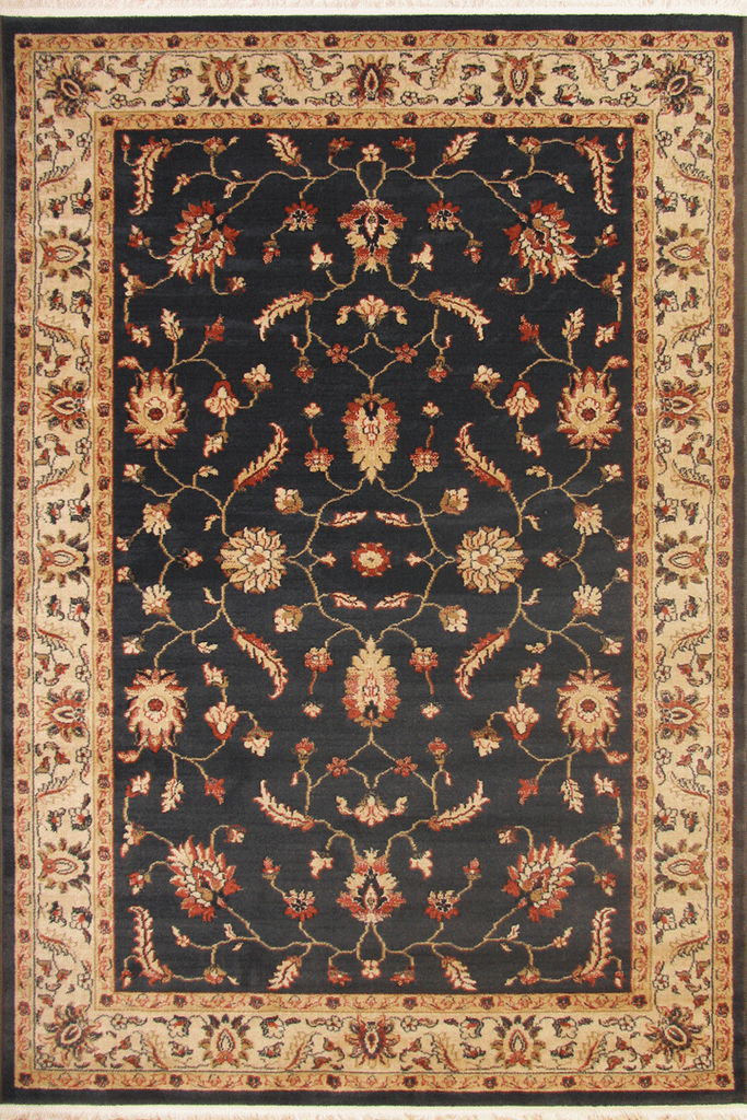 Dallas Traditional Floral Rug