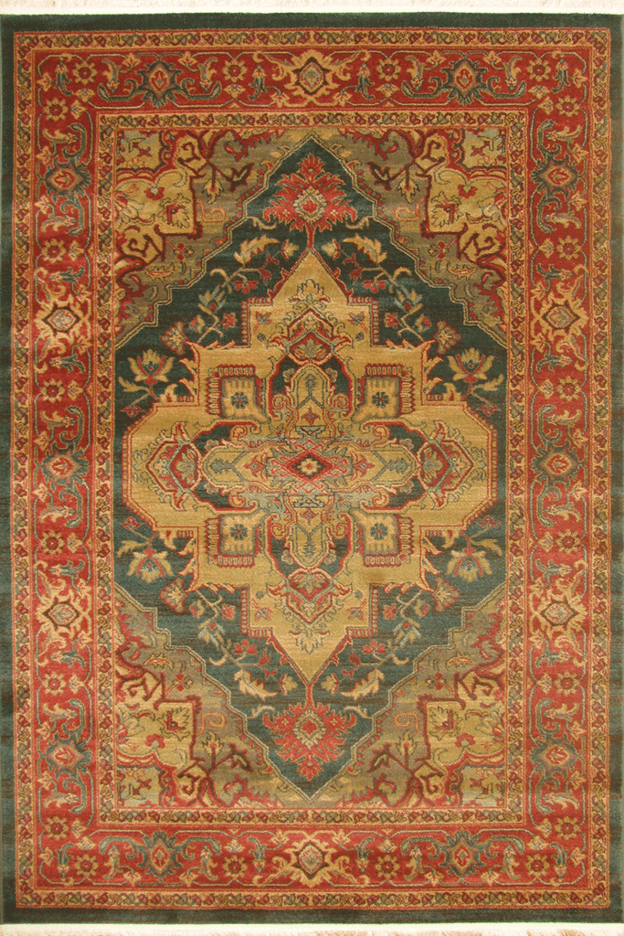 Dallas Traditional Medallion Rug