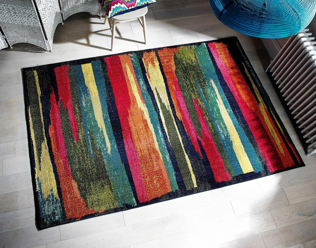 Montezuma Contemporary Abstract Rugs