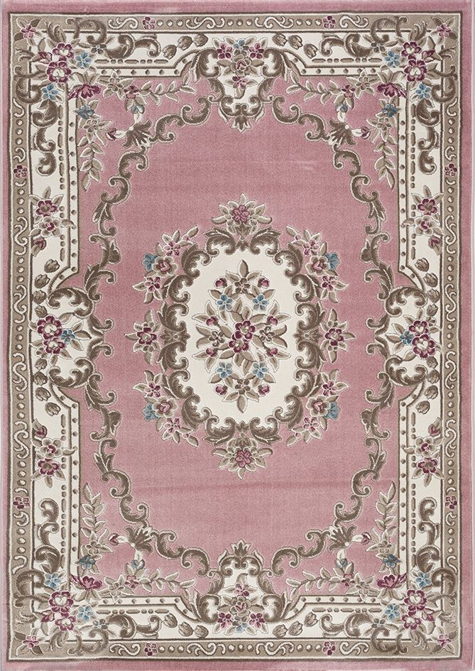 Aubusson Traditional Floral Rugs