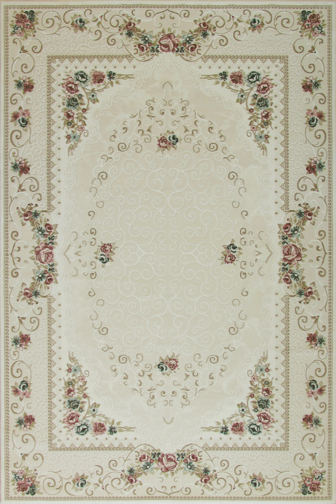 Symphony Contemporary Floral Rugs