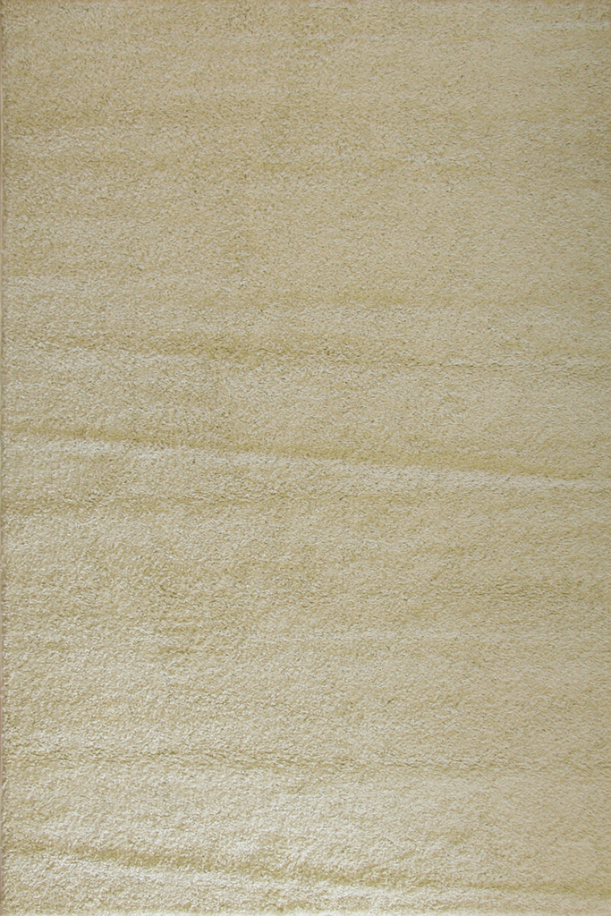 Beige Taupe Shaggy Plain Rug Luxuriously Soft - Interior Design Style - Australia