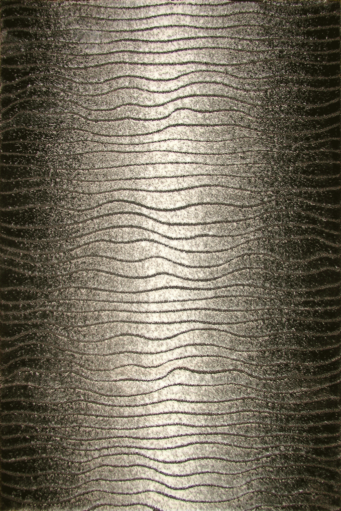 Premium Metallic Monochromatic Luxurious Rug - Interior  Design Style - Australia