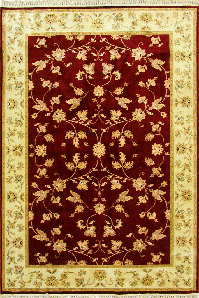 Mosaic Traditional Oriental Rug