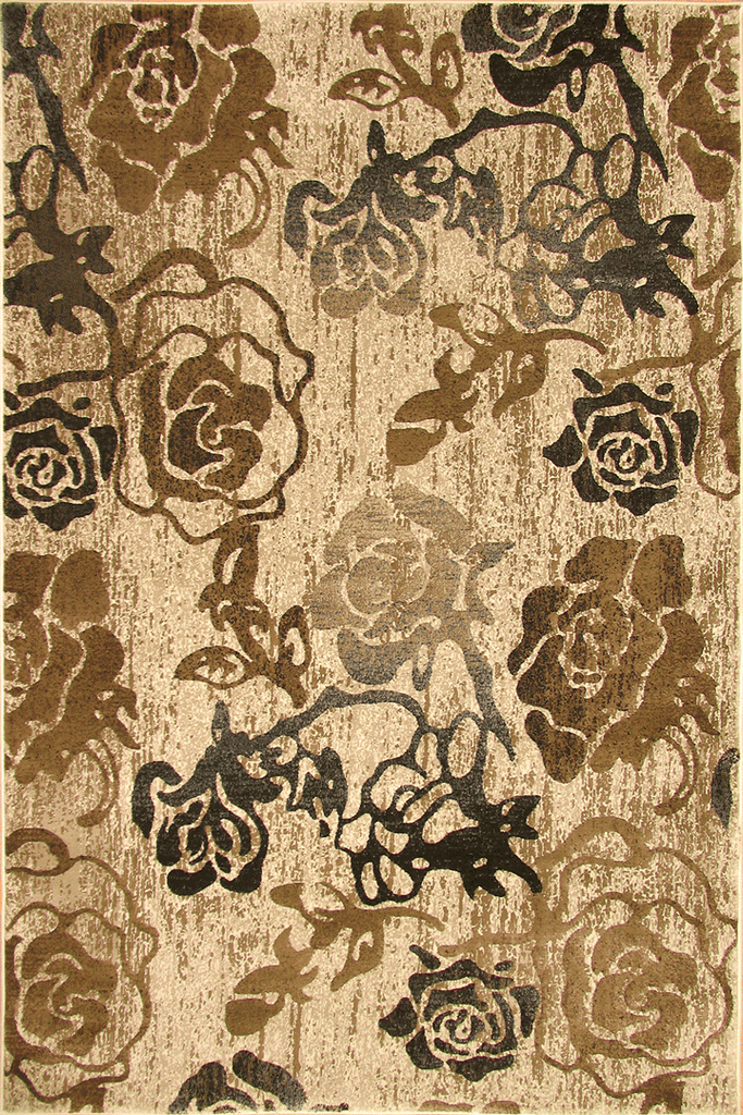 Alpi Contemporary Floral Rug
