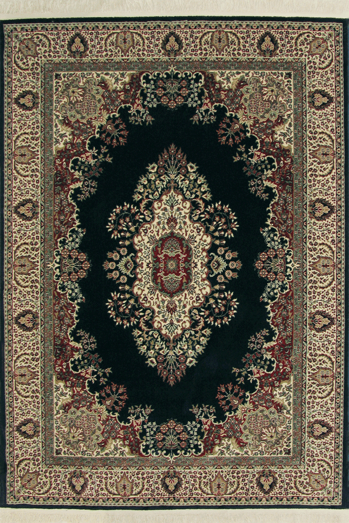 Super Istanbul Traditional Medallion Rug