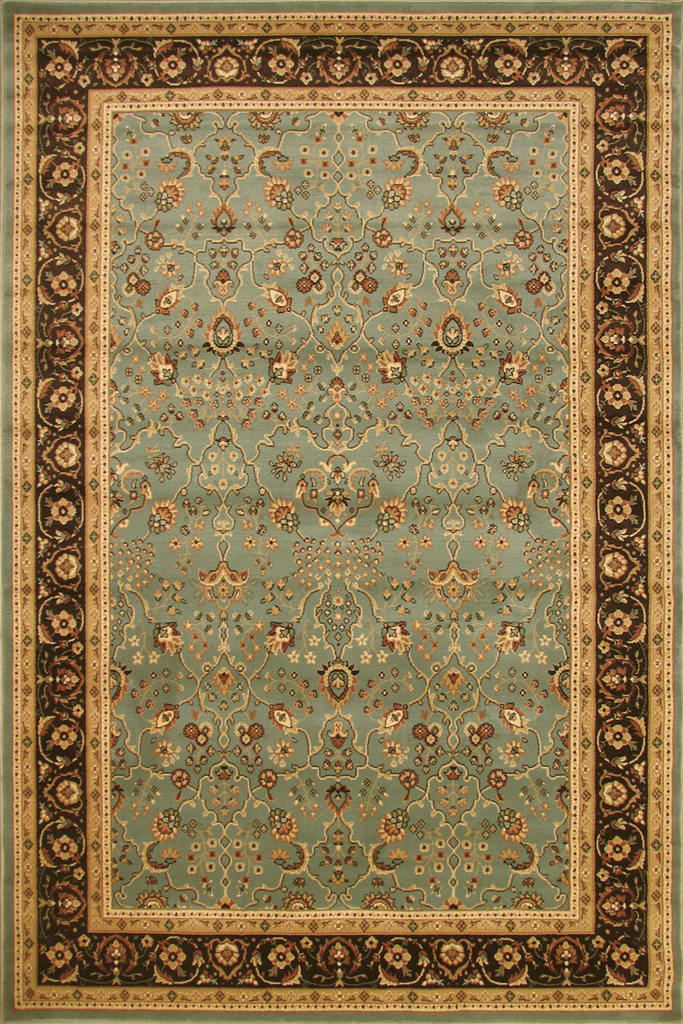 Perth Traditional Floral Rug
