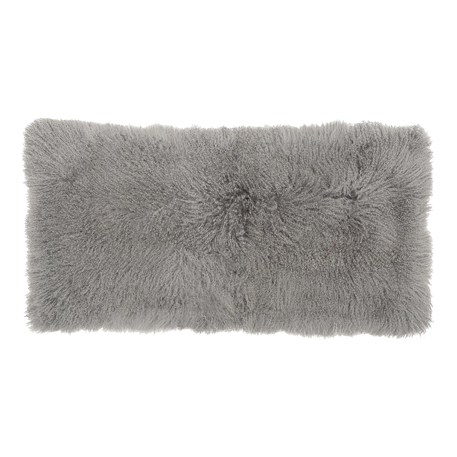 Sheepskin Plate Light grey-Bed Linen-Canvas Home Interiors Australia