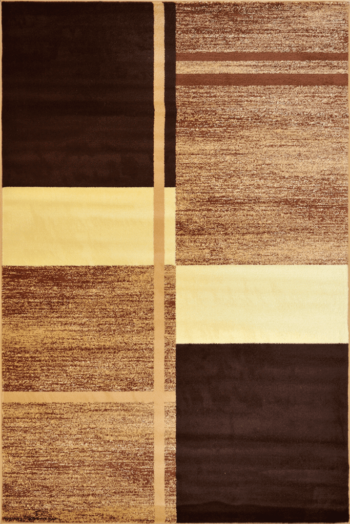 Surf Modern Abstract Rug  2638WB