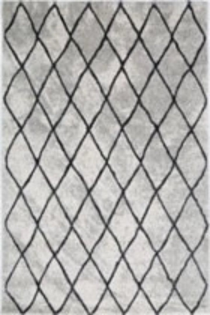 Grey Trellis Distressed rugs in a Contemporary Modern Interior Design Style - Sydney Australia