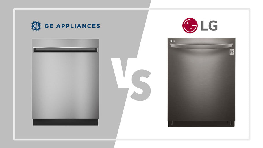 GE vs LG Dishwashers [REVIEW] - Best Models and Comparisons