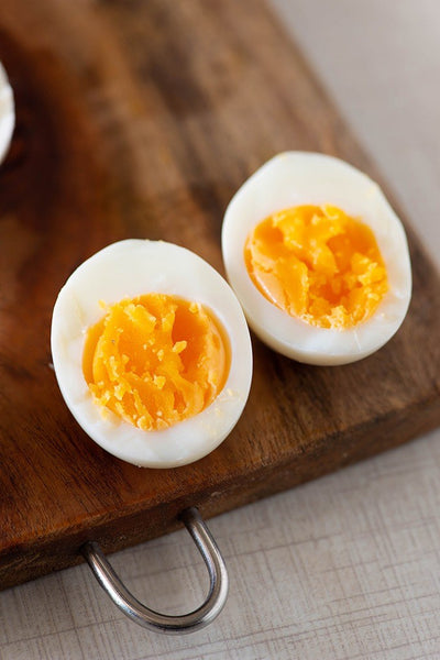 Absolutely perfect hard boiled eggs in Instant Pot each time you make them