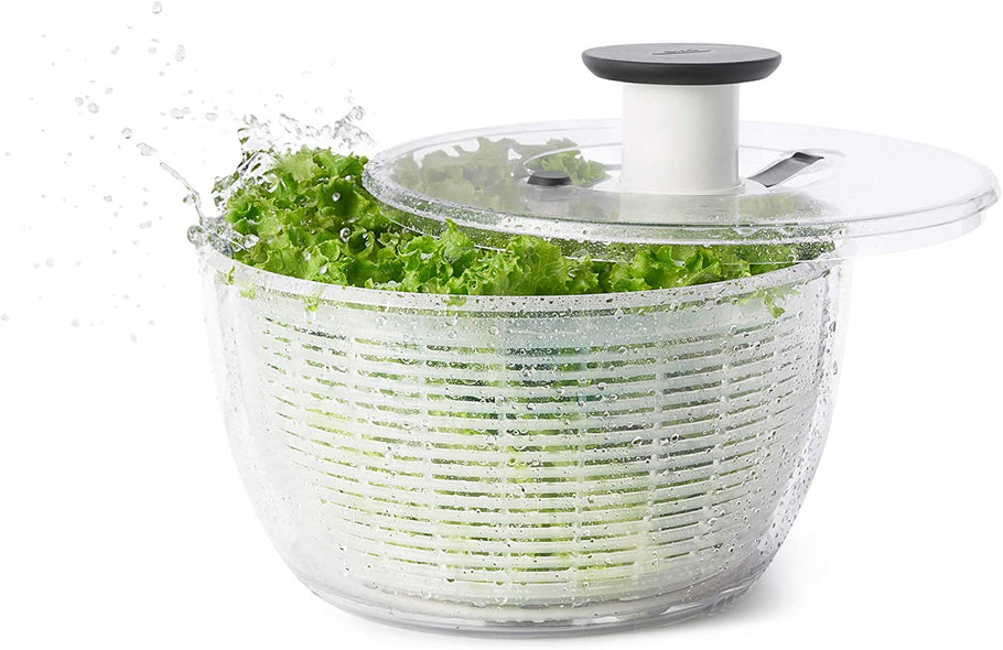 OXO Good Grips Salad Spinner, Large Only $21.44