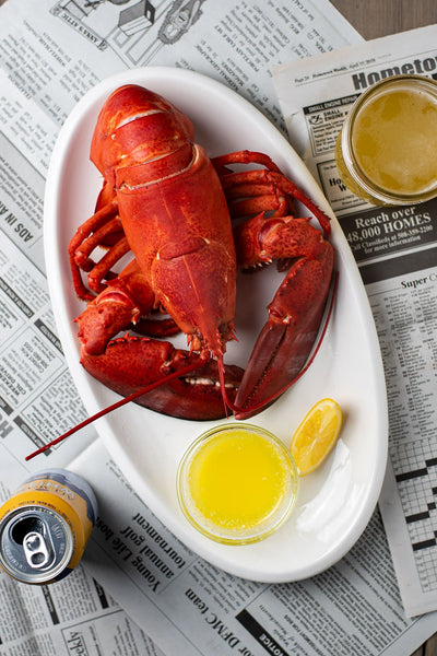 Many are intimidated when it comes to cooking live lobster or seafood in general