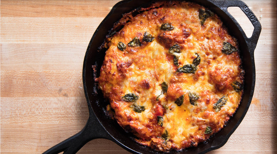 SOUP-OR-BOWL RECIPE: Foolproof Pan Pizza Recipe