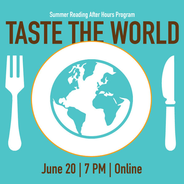 Summer Reading: Taste the World