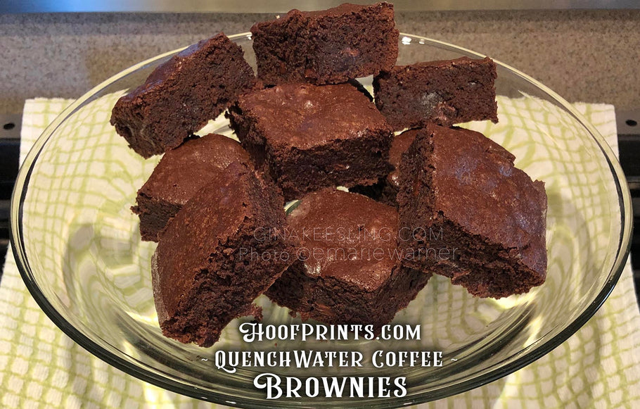 Life is Short, Eat The Brownies.