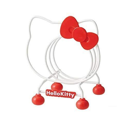 Best Quality - Other Utensils - Hello kitty Stainless Steel Cup Holder Knife Cutting Board Rack Pot Rack Lid Storage Racks Kitchen Supplies YYJ0 - by SeedWorld - 1 PCs