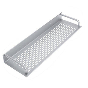 Dophee 40Cm Single Tier Rectangle Bath/Kitchen Rack Aluminum Bathroom Shelf Space Storage For Kitchen Bathroom