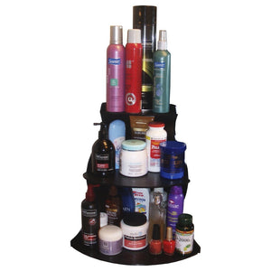 The best corner shelf organizer 16 h store things used daily right where you need them free up cupboard space too proudly made in the usa by ppm