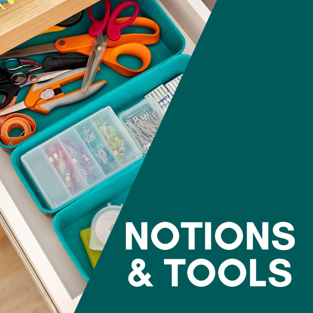 NOTIONS + TOOLS