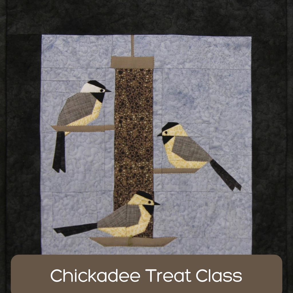 Chickadee Treat Class - March 6