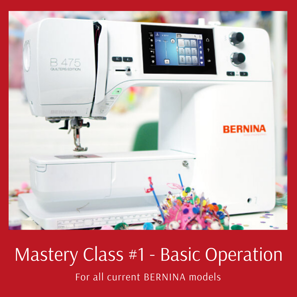 Mastery #1 - Basic Operations - April 13 -  April 20