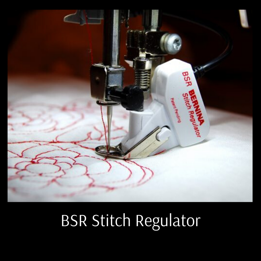"BSR"" Stitch Regulator Class - April 27 - May 4"