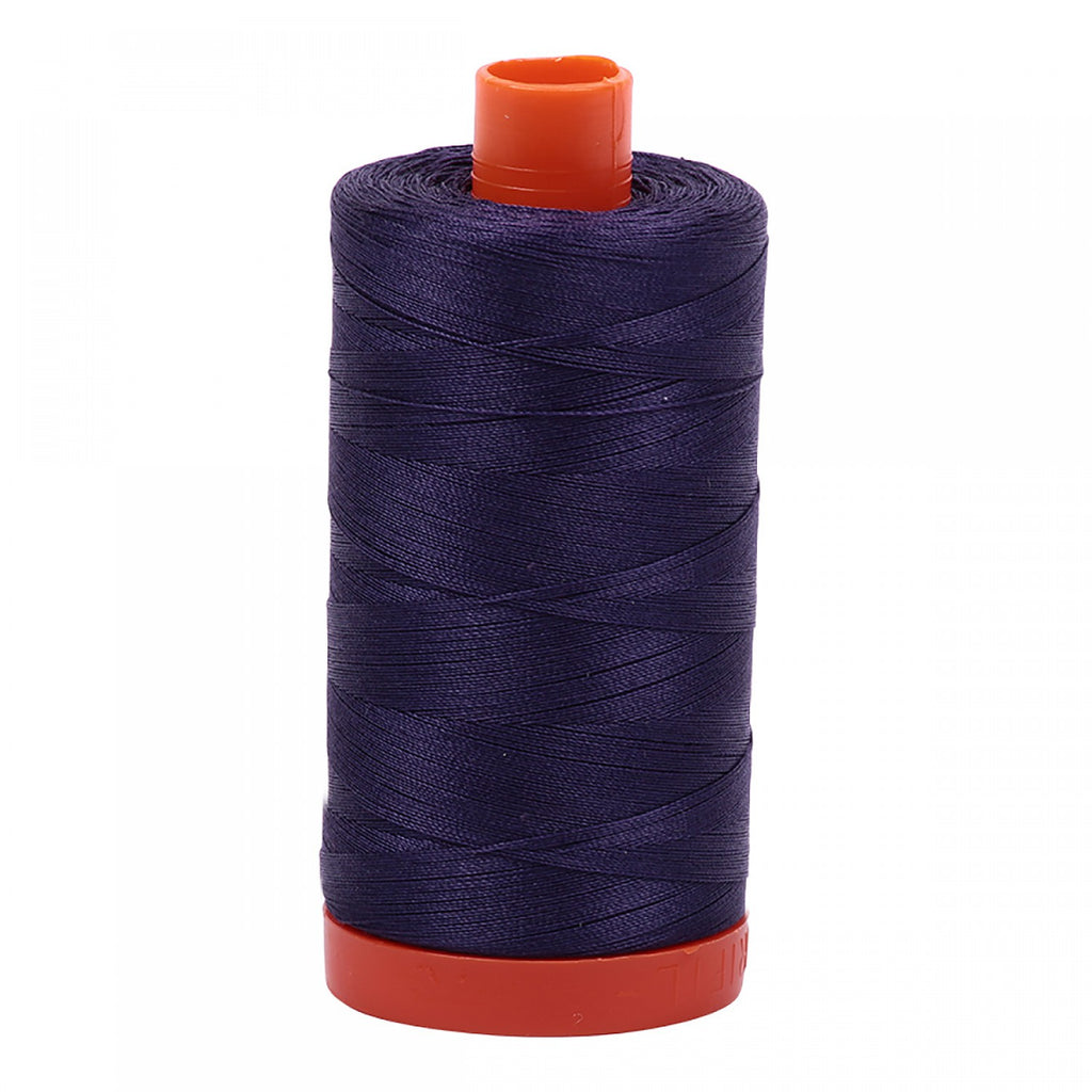 #MK50-2581 100% Cotton Aurifil 50wt Dark Dusty Grape
