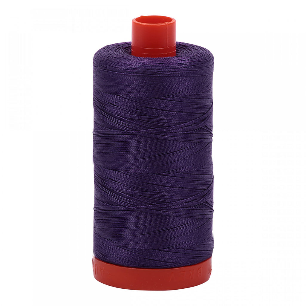 #MK50-2582 100% Cotton Aurifil 50wt Dark Violet