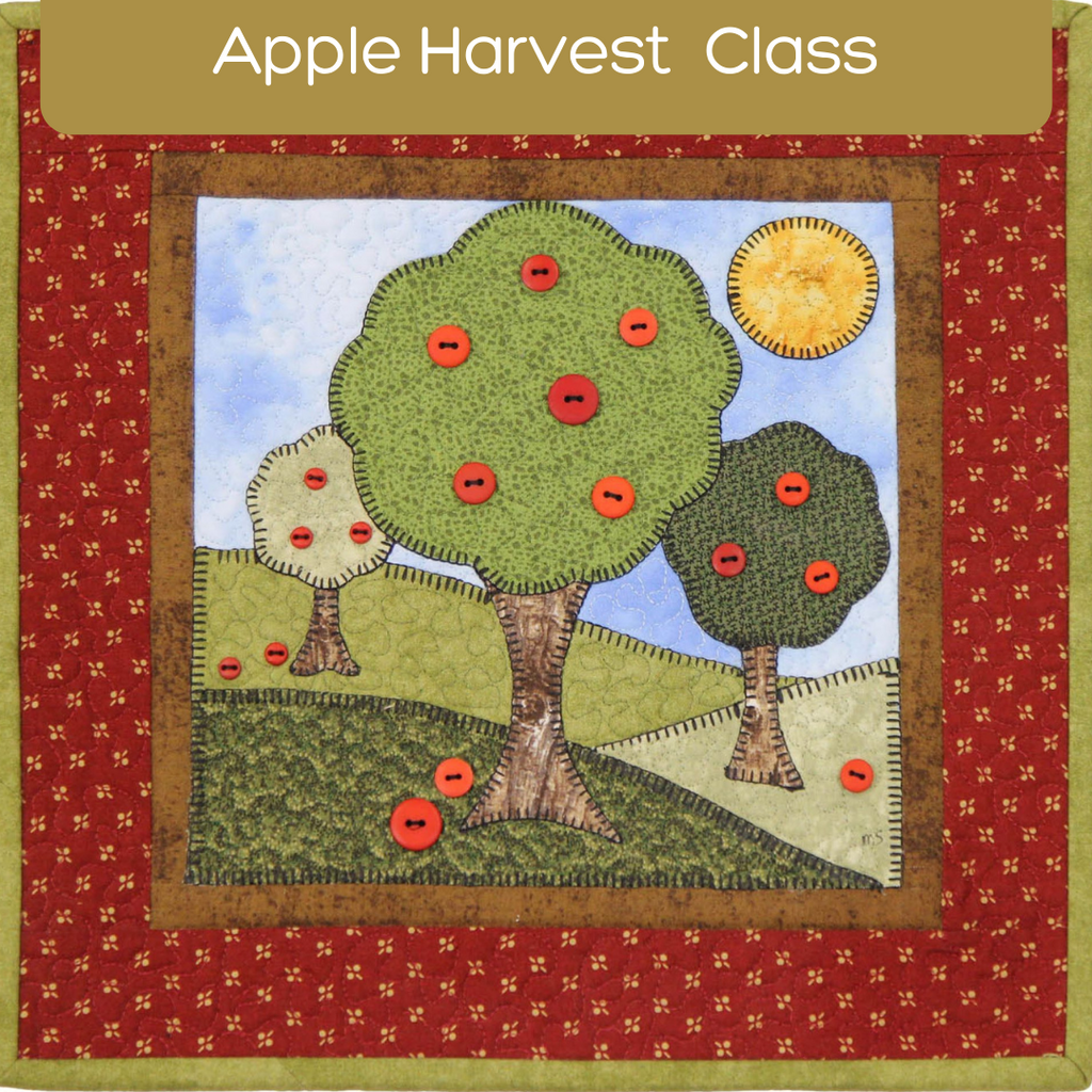 Apple Harvest Class - May 22