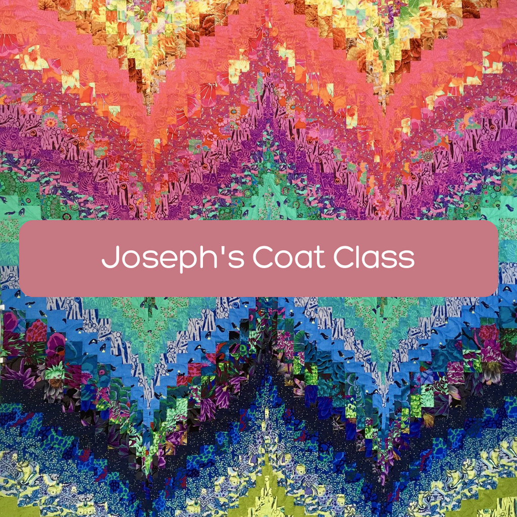 Joseph's Jacket/Coat Class - May 27