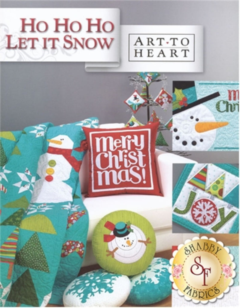 Ho! Ho! Ho! Let it Snow! Book