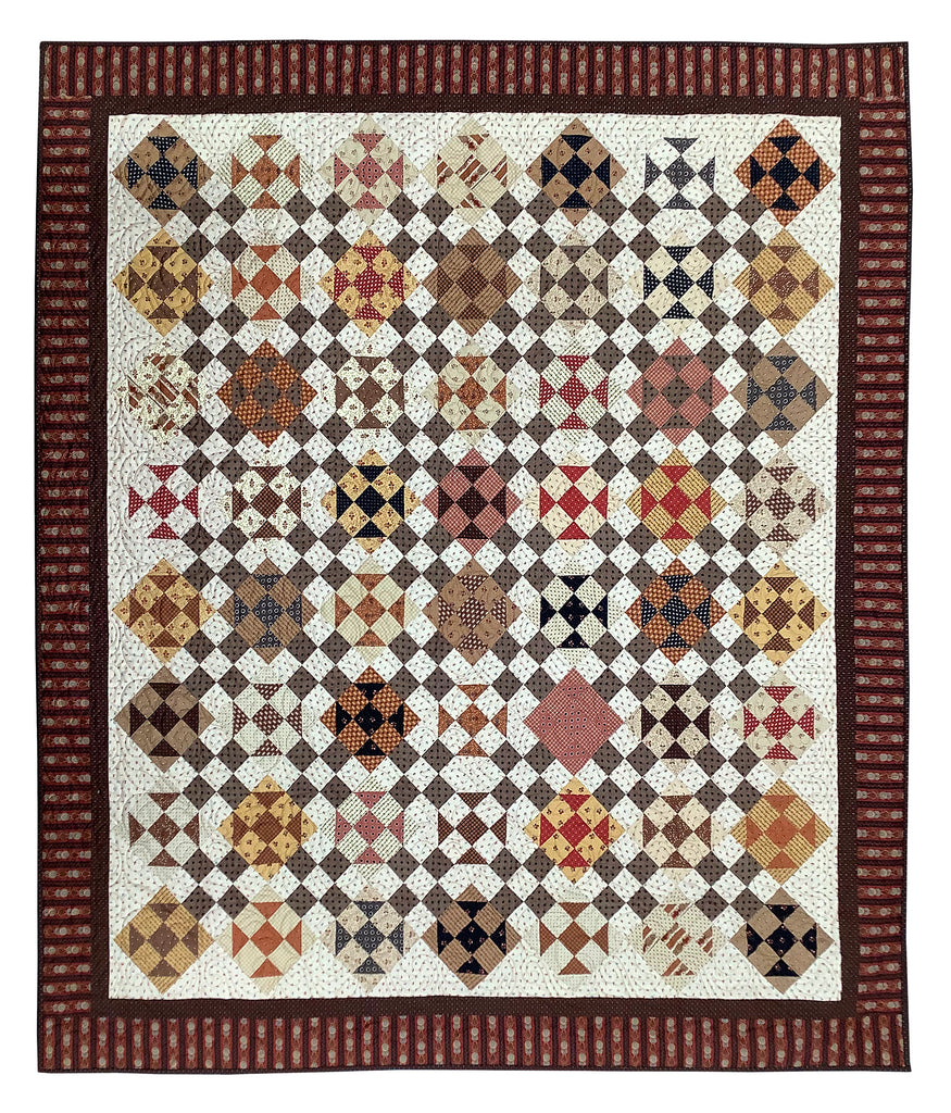 Autumn Spice Quilt Kit