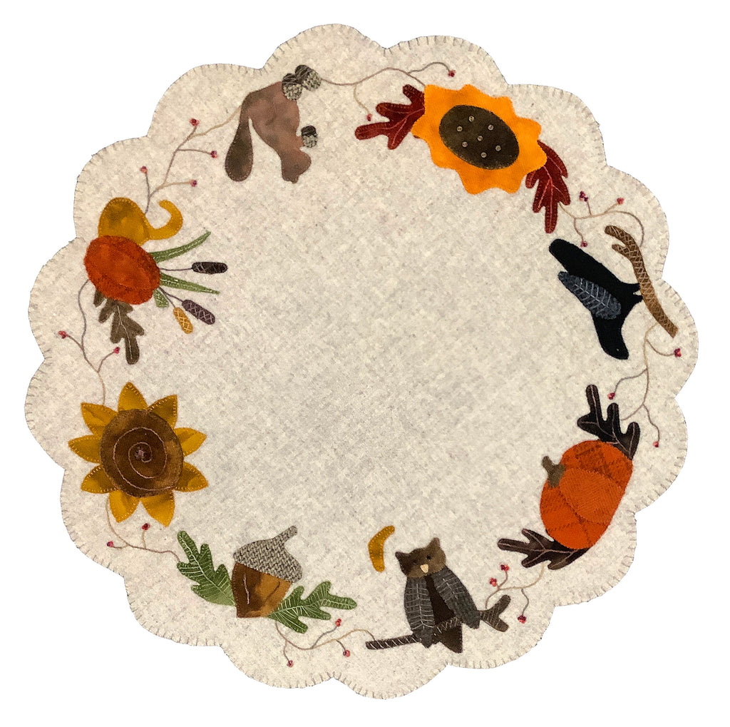 Autumn Table Mat Kit