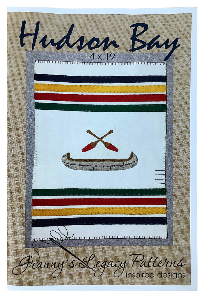 Hudson Bay Wool Pattern