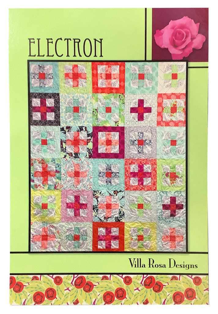 Electron Quilt Pattern