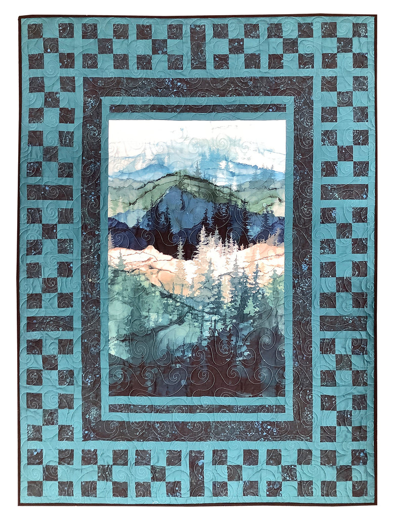 Whispering Pines Quilt Kit