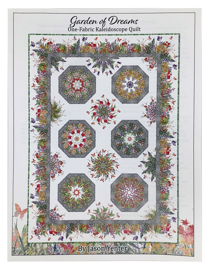 Garden of Dreams Quilt Pattern
