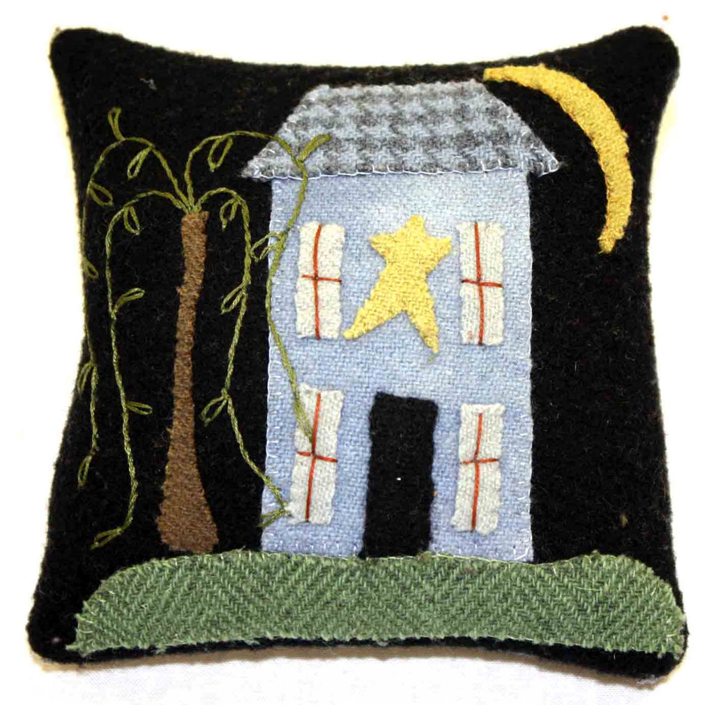 Saltbox House Pincushion Kit