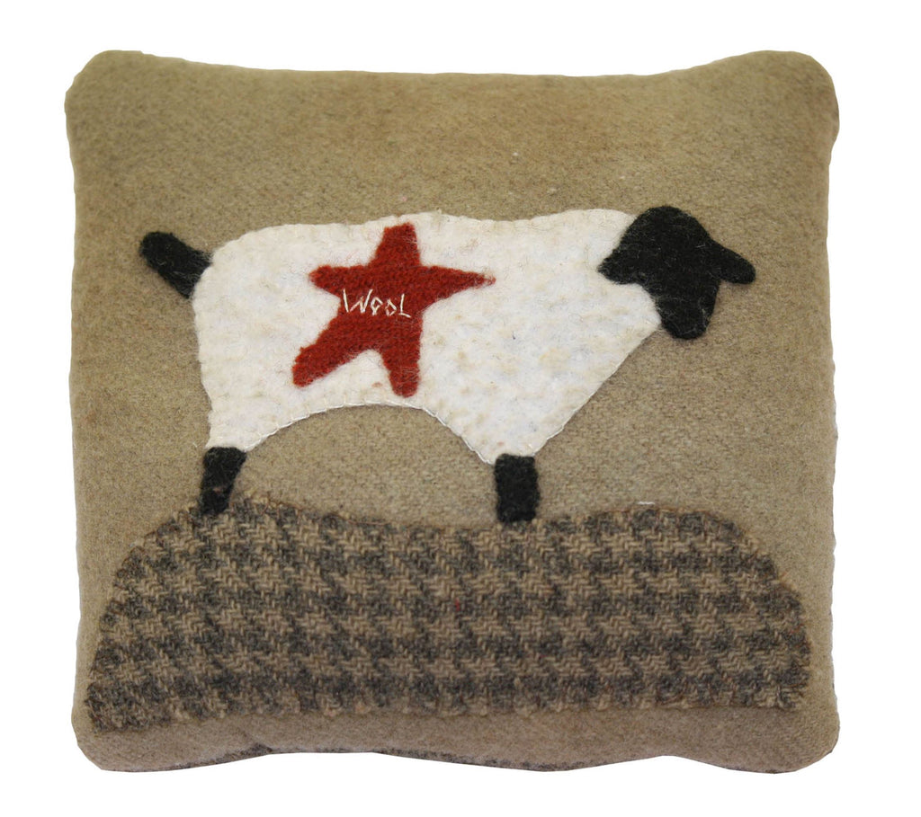 Sheep Pincushion Kit