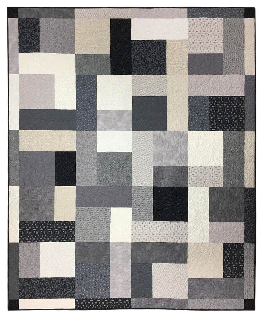 """Turning 20"" Modern Quilt Kit"