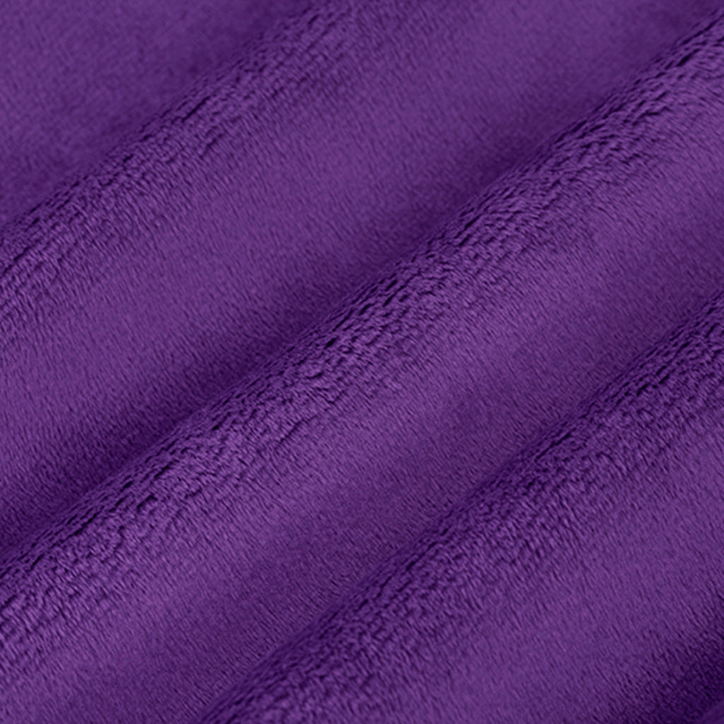 "Amethyst - 90"" Minky Cuddle Fabric"