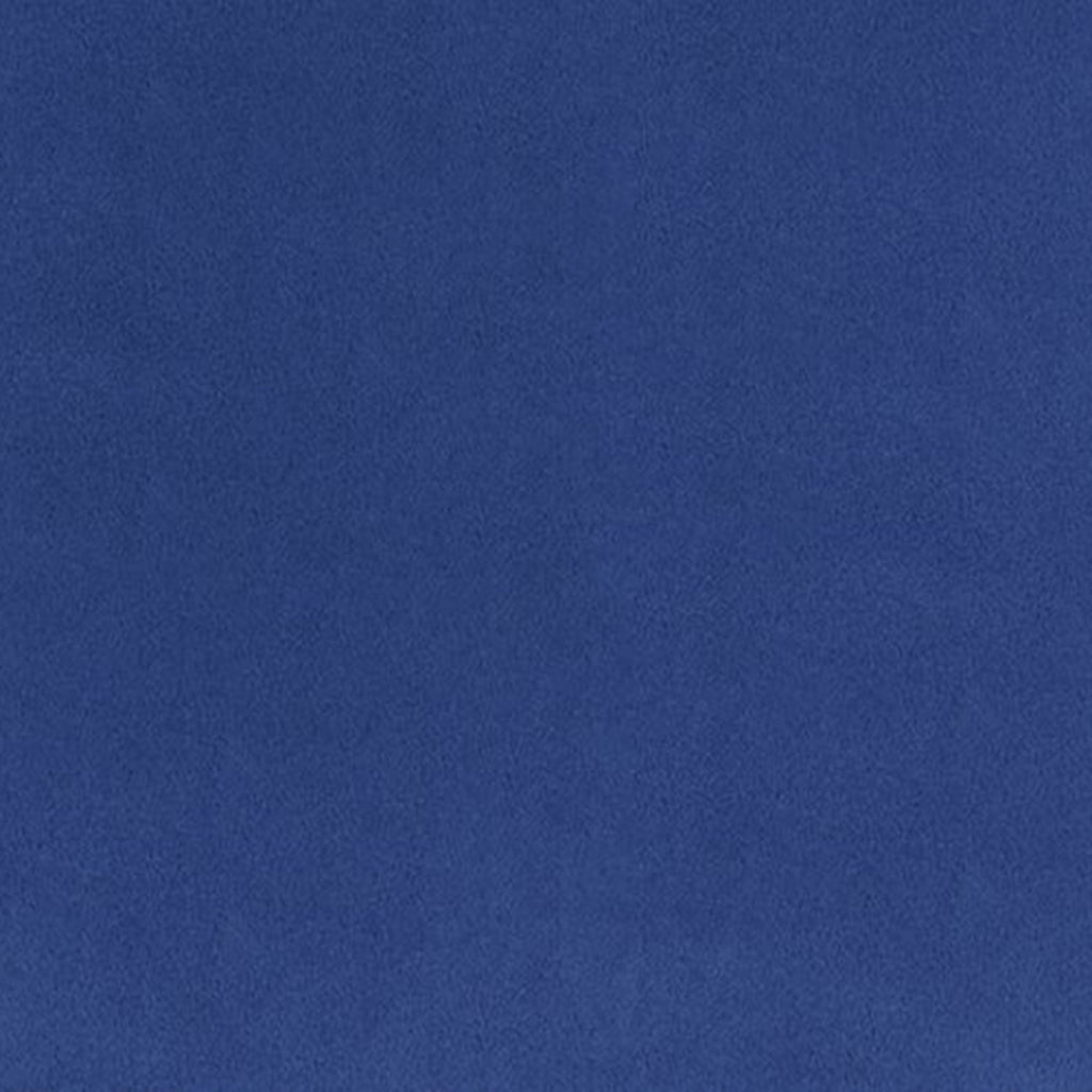 "Electric Blue - 60"" Minky Cuddle Fabric"