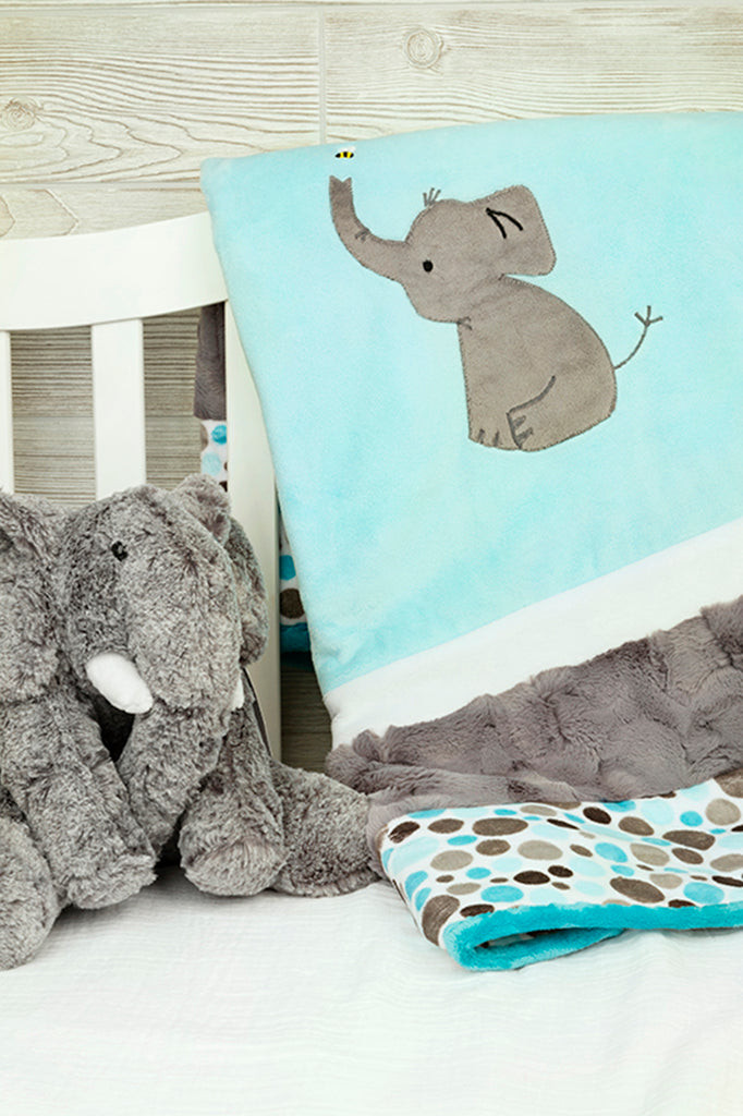Enchanting Elephant Lullaby Cuddle Kit